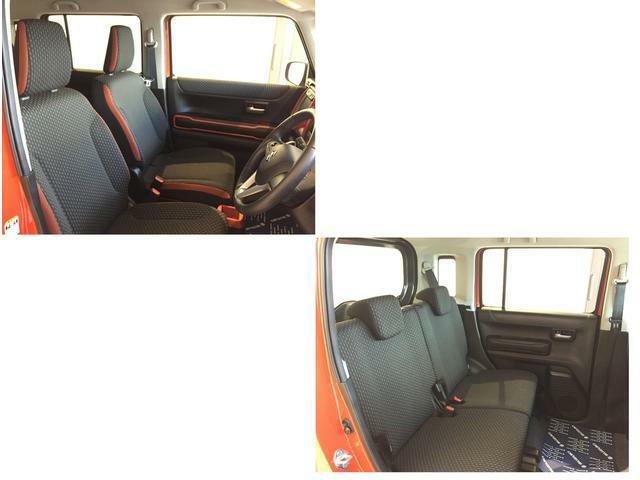 運転席と助手席には座面を温めるシートヒーターを装備。寒い冬には素早く暖かくなります。