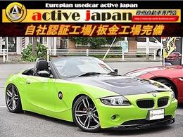 BMW Z4 ロードスター2.5i Mスポーツエアロダイナミクス 車高調整KIT