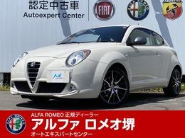 アルファ ロメオ ミト 1.4 ターボ スポーツ 18インチAW 6MT ETC CD キセノン