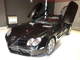 メルセデス・ベンツ SLRクラス マクラーレン 5.4 正規導入22台ディーラー車 タービンAW