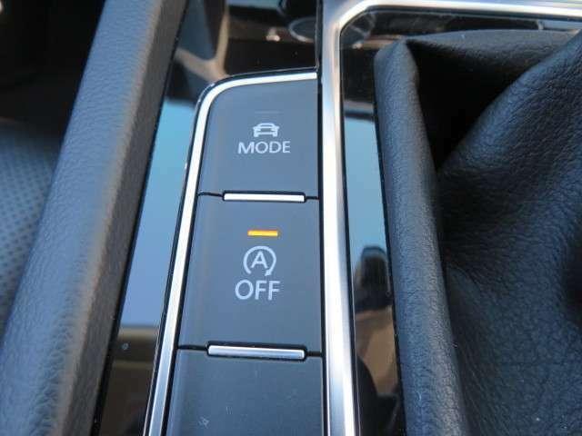 Aプラン画像:燃費の良い走行のアシスト!アイドリングストップ!