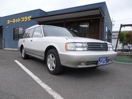トヨタ クラウンワゴン 2.5 ロイヤルサルーン 車検令和4年5月 電動シート サンルーフ