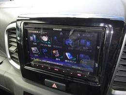AM/FMラジオやナビゲーションなどの基本的な機能から、スマートフォンやポータブルオーディオUSBメモリー内の音楽再生まで出来ます。