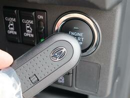 ◇スタートシステム ポケットから鍵を取り出さなくても、スイッチをワンプッシュするだけでエンジンが始動できます。