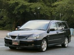三菱 ランサーワゴン 1.8 ラリーアート キーレス/車検2年実施