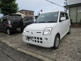 日産 ピノ 660 S FOUR 4WD