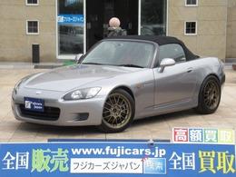 ホンダ S2000 2.0 6速MT RAYS17インチ 車高調