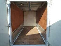 フルハーフ製アルミウイング 工番W1DL015 荷室内寸 長さ435cm 幅180cm 高さ211.7cm 門高201.5cm  ラッシングレールは左右1段取り付け税込み5万円で承ります。