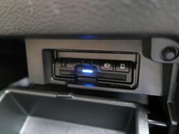 【ETC車載器】ETCもついておりますので高速道路ではノンストップ・スムーズに通行可能です☆