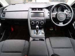 ジャガーE-PACE180PSのご紹介です。人気で落ち着きのあるフジホワイトに経済性の高いディーゼルのエンジンを積んだお車。ACCや360度カメラも搭載した魅力的なお車です。