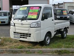ダイハツ ハイゼットトラック 660 スタンダード 農用スペシャル 3方開 4WD