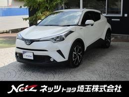 トヨタ C-HR ハイブリッド 1.8 G 9型ナビ Bカメラ ETC 新品タイヤ