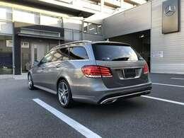 メルセデスベンツ認定中古車ですので、ご購入後も安心してお乗り頂く事ができます。