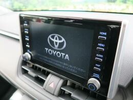 ディスプレイオーディオ納まりの良いディスプレイは運転の楽しさも広がります!