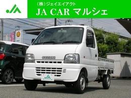 スズキ キャリイ 660 KU(エアコン付) 3方開 4WD パワステ