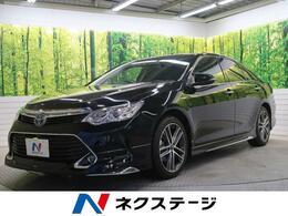トヨタ カムリハイブリッド 2.5 Gパッケージ 禁煙車 モデリスタエアロ 18AW ETC