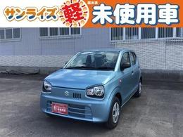 スズキ アルト 660 L 4WD WEB商談可 届出済未使用車 4WD