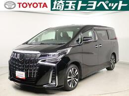 トヨタ アルファード 2.5 S Cパッケージ 4WD メモリーナビ