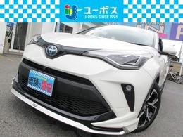 トヨタ C-HR ハイブリッド 1.8 G 禁煙・モデリスタエアロ・全周囲モニター