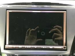 社外SDナビ大きくて画面も見やすいです。