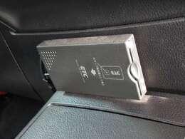 【ETC車載器装着車】 高速道路・首都高速料金所等で便利な、ETC装着車です。