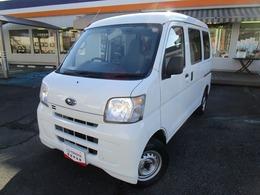 スバル サンバー 660 トランスポーター HDDナビ・地デジ・ETC・リモコキー