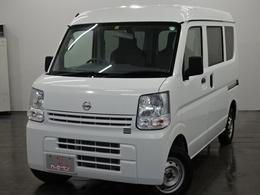 日産 NV100クリッパー 660 DX 純正ラジオ/エアコン付き/ABS/冬タイヤ着用