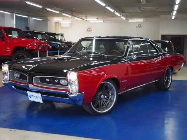1966年式GTOハードトップ車入荷しました!