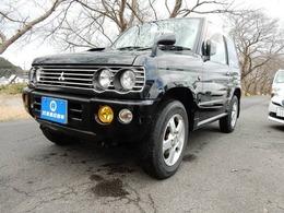 三菱 パジェロミニ 660 リンクスV 4WD ターボ A/T 4灯ヘッド