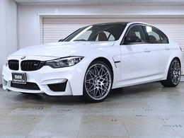 BMW M3セダン コンペティション M DCT ドライブロジック 赤革  BMW認定中古車 20AW