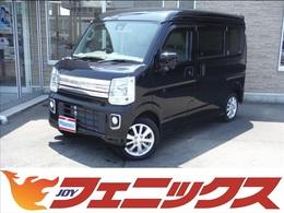 三菱 タウンボックス 660 G ハイルーフ 4WD 4WDレーダーブレーキBTオーディオ
