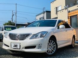 トヨタ クラウンロイヤル 2.5 ロイヤルサルーン i-Four 4WD 本州仕入/ナビ地デジ/BT/夏冬タイヤ付き