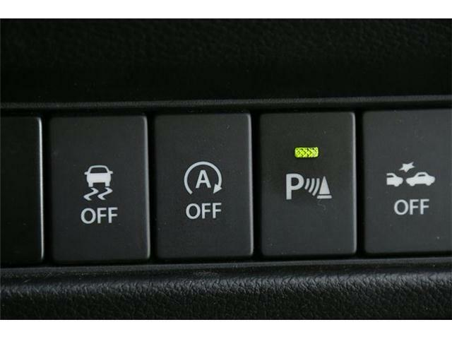 コーナーセンサー搭載!狭い場所での車庫入れも楽々です♪