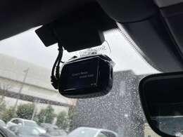 前後駐車監視モード付のドライブレコーダーのお付けしてのお渡しとなります。