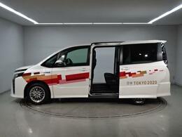 東京2020オリパラ大会運営車両として使用!