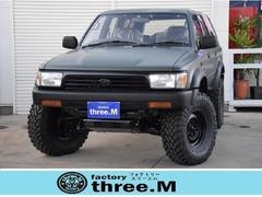 トヨタ ハイラックスサーフ の中古車 3.0 SSR-X ワイドボデー ディーゼルターボ 4WD 熊本県熊本市南区 165.0万円