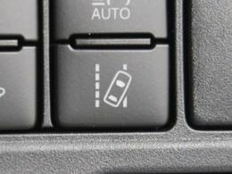 ●(車線逸脱警報)『車線から外れると、注意を促しますドライバーが意図しないのに車線を逸脱した場合に、 これを検知して警報で注意喚起することで安全性を確保するための技術です。』