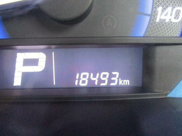 走行距離18,493km