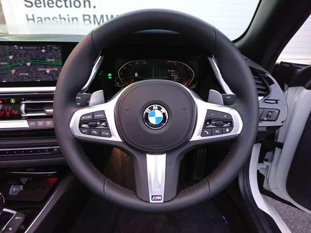 ハンドル周りの画像となります。手にしっかり馴染みます☆ぜひドライバーシートに座ってハンドルを握って下さい☆すぐに走り出したくなります♪
