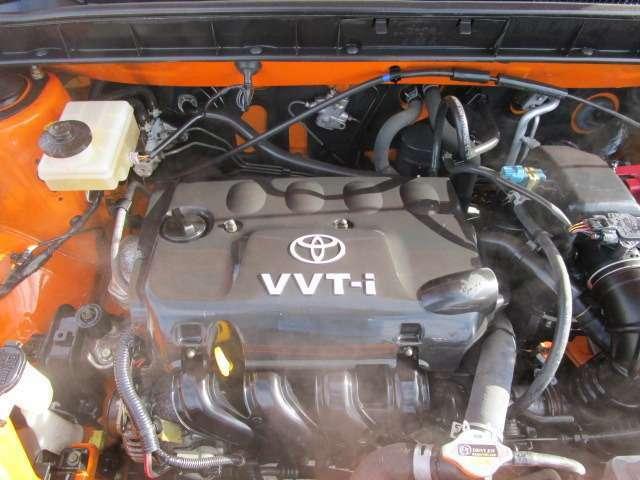 1.5L直列4気筒DOHCエンジン!タイミングチェーン使用です!