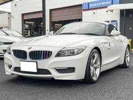 BMW Z4 sドライブ 23i Mスポーツパッケージ 直6E/G 赤革 ナビ Bカメラ 19インチ