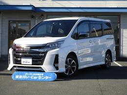 トヨタ ノア 2.0 Si WxBIII 当社試乗車です SDナビ フルセグTV