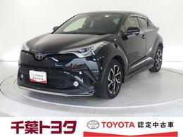 トヨタ C-HR 1.2 G-T 4WD 予防安全装備装着車
