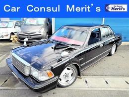 トヨタ クラウンセダン 2.0 スーパーデラックス 純正5速MT・ワンオフマフラー・Tベル交換済