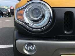【LEDヘッドライト】夜道を明るく照らしてくれます♪視界良好で安心してお乗りいただけます!