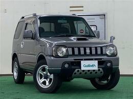 スズキ ジムニー 660 ランドベンチャー 4WD 1オーナー ハーフレザー シートヒーター