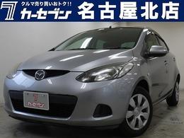 マツダ デミオ 1.3 13C-V ユーザー買取車/ナビ/TV/ETC