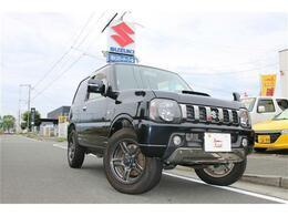 スズキ ジムニー 660 ランドベンチャー 4WD 5速マニアル ナビTV リアスポイラー