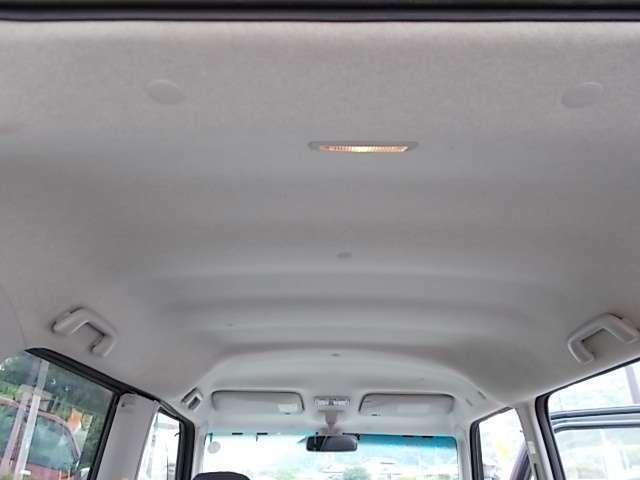 天井の方は多少のウス汚れ等は有りますが、全体的にキレイです。☆