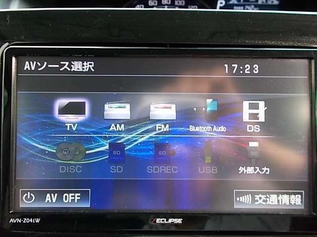 DVD,CD,Bluetoothオーディオ、ついてます。♪